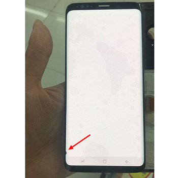 For SAMSUNG Galaxy Note 9 Display N960D N960DS Touch Screen Digitizer For Samsung Note9 N960 LCD Small Dead Black Spot No Burns