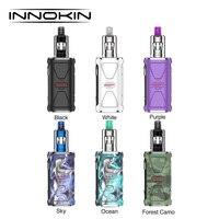 Original Innokin Adept Starter Kit with 3000mAh Battery & Zlide Tank 2ml & Plex3D Mesh Coil Vape Kit Innokin Adept vs Drag 2