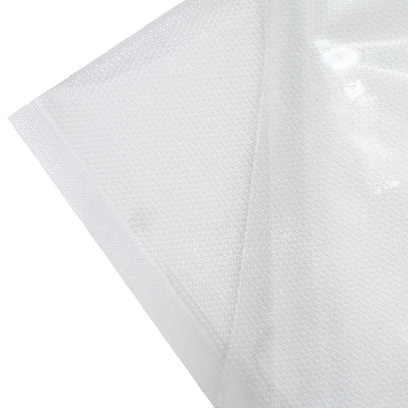 10 adet/paket vakumlama makinesi plastik saklama paket çanta paketi gıda tasarrufu taze ambalaj poşetleri vakum yapıştırma makinesi