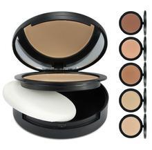 Brand Makeup Compact Face Powder Bronzer Highlighter Shimmer Brighten Matte Contour Cosmetics Pressed