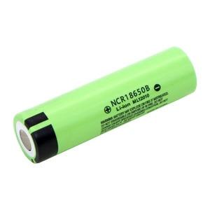 Image 5 - VariCore 100% New Original NCR18650B 18650 3400 mAh Li ion Rechargeable battery For Flashlight batteries