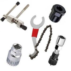 Кронштейн для снятия велосипедной цепи съемник для снятия кривошипа инструмент для ремонта горного велосипеда набор инструментов