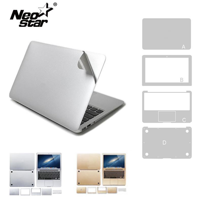 Laptop Skin For MacBook Air Pro Retina 11 12 13 15 17 Laptop Protective Sticker for <font><b>Mac</b></font> <font><b>A1708</b></font> A1707 A1297 A1369 Protective <font><b>Cover</b></font> image