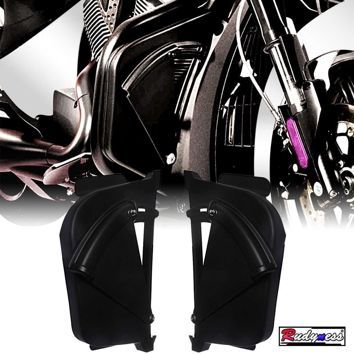 Astonishing Black Motorcycle Highway Engine Guard Crash Bar For 10 17 Machost Co Dining Chair Design Ideas Machostcouk