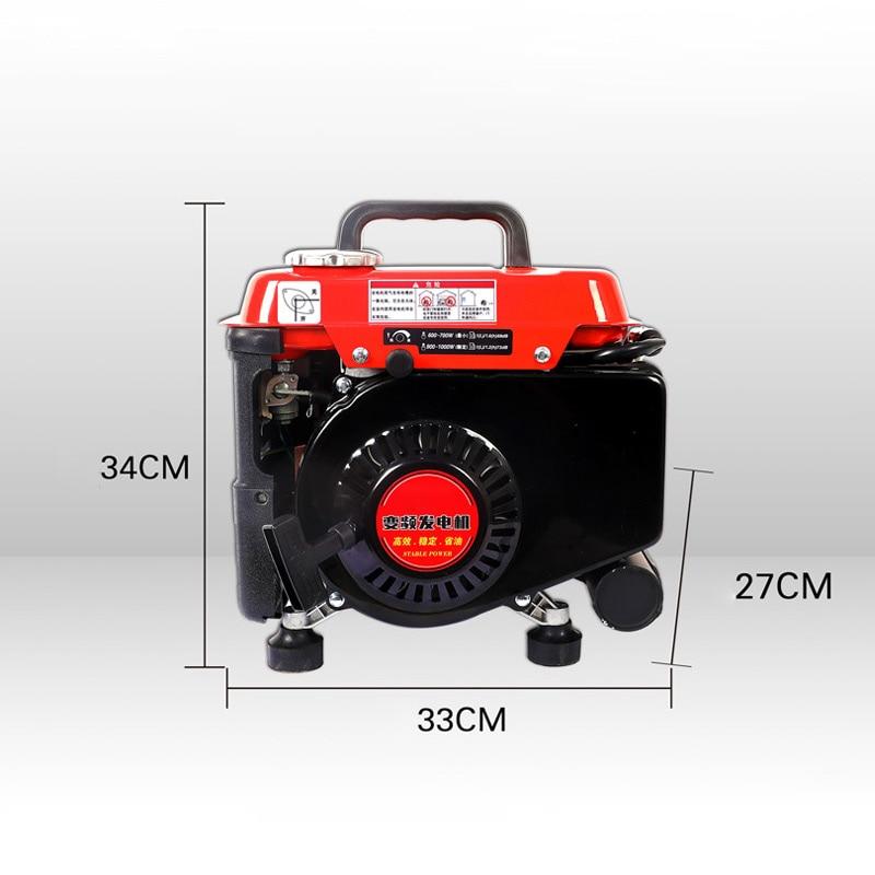 Gasoline Generator Gasoline inverter generator household single phase generator Gasoline Generators    - AliExpress