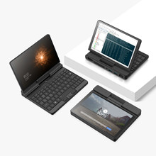 OneMix A1 Ingénieur PC Ordinateur portable Ordinateur Portable Intel Core m3-8100Y 7 Pouces Ordinateur de Poche 8 GO RAM 512 GO SSD Écran Tactile Netbook