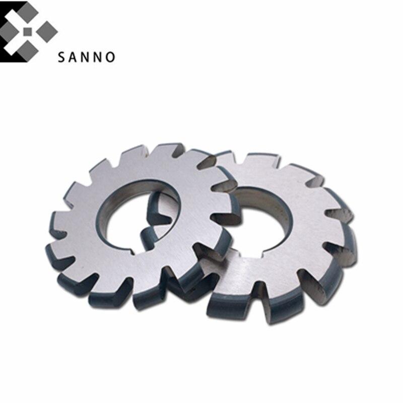 High Quality HSS Half Circular Milling Cutter Convex R1 R5 R10 R15 R20 HSS Convex Milling Cutter With Corner Rounding
