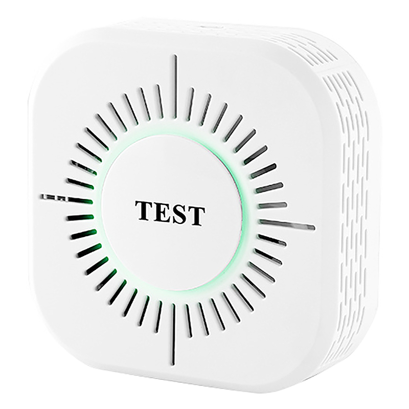 ABKT-C50D Smoke Detector Wireless 433Mhz Fire Security Alarm Protection Alarm Sensor For Home Factory Security Alarm System