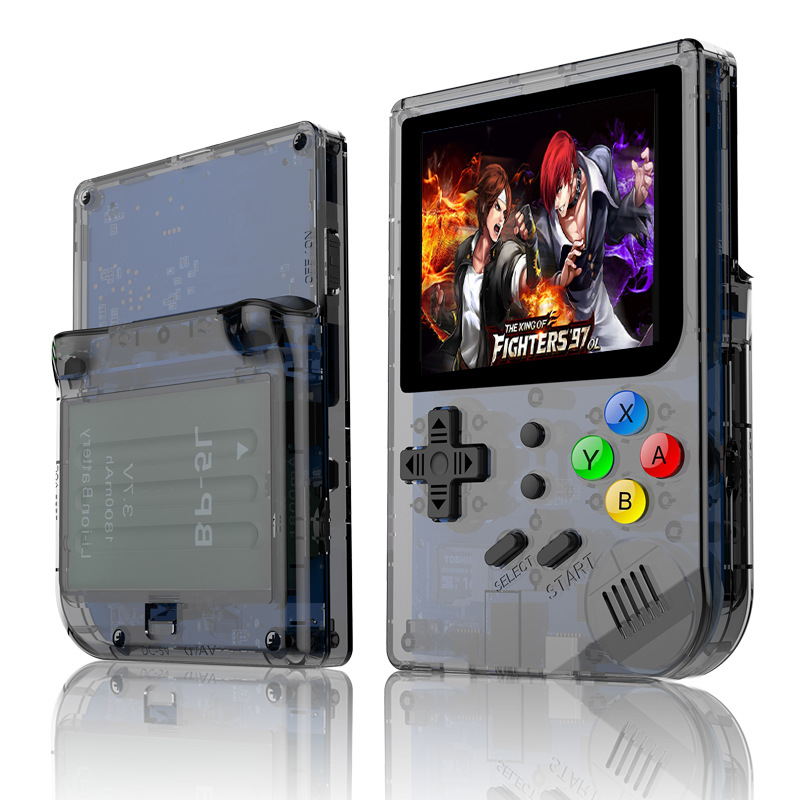 Retro Game RG300 Arcade Sittony Open Source System Gaming Machine Mini PS1 GB Handheld Game Console 16g Memory 64 bit|Handheld Game Players| |  - title=