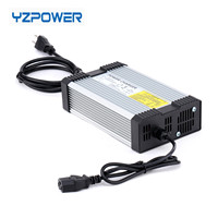 YZPOWER 67.2V 5A Lithium Battery Charger 16s 67.2V5A Li Ion Ion For 60V 60 Volt 5A E bike Tools Battery