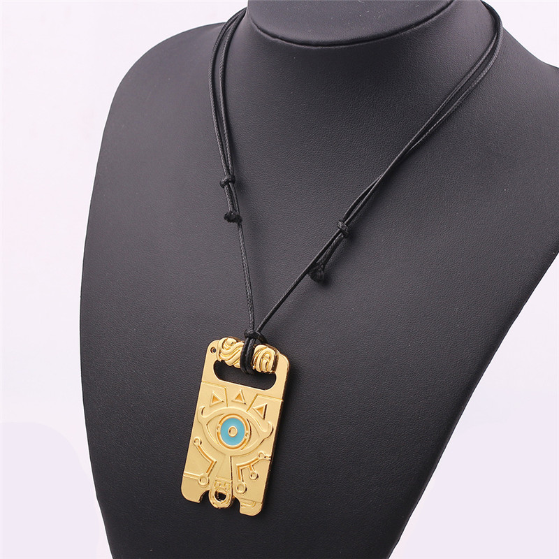 LEGEND OF ZELDA Skyward Sword Heart container necklace pendant gamer Link new M2