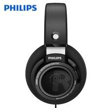 Philips auriculares profesionales SHP9500 con cable de 3m de largo, cascos con verificación oficial para SamSung, Huawei, Xiaomi, PhoneSupport