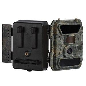 Image 5 - 4.0CG приложение удаленные противоскользящие камеры 110 градусов широкоугольный объектив беспроводные лесные камеры 57 шт Невидимый ИК светодиодный 4G скрытые камеры