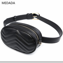 New fashionable small waistband small round bag with one shoulder and oblique straddle waistband fashionable women s shoulder bag with solid colour and embossing design