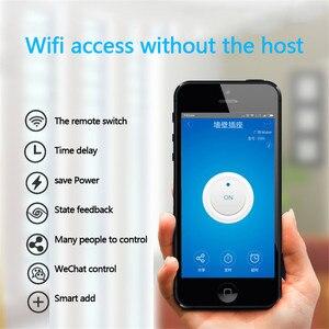 2/3/4/5/6/8/10 шт. SONOFF Basic Wi-Fi, переключатель для Alexa Google Home таймер 10A/2200W Беспроводной пульт дистанционного управления смарт-Модуль Автоматизации