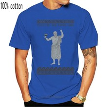 Socrates T-shirt Ontwerp Kool Aid Parodie T-shirt Persoonlijkheid Custom