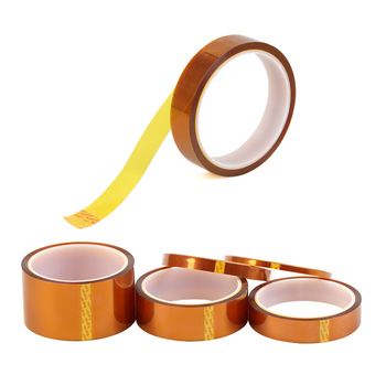 30M High Temperature Heat BGA Tape Thermal Insulation Polyimide Adhesive Insulating Goldfinger - discount item  10% OFF Hardware