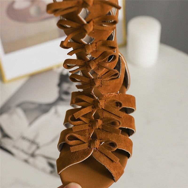 moda dedo pe aberto alto tubo legal botas 03