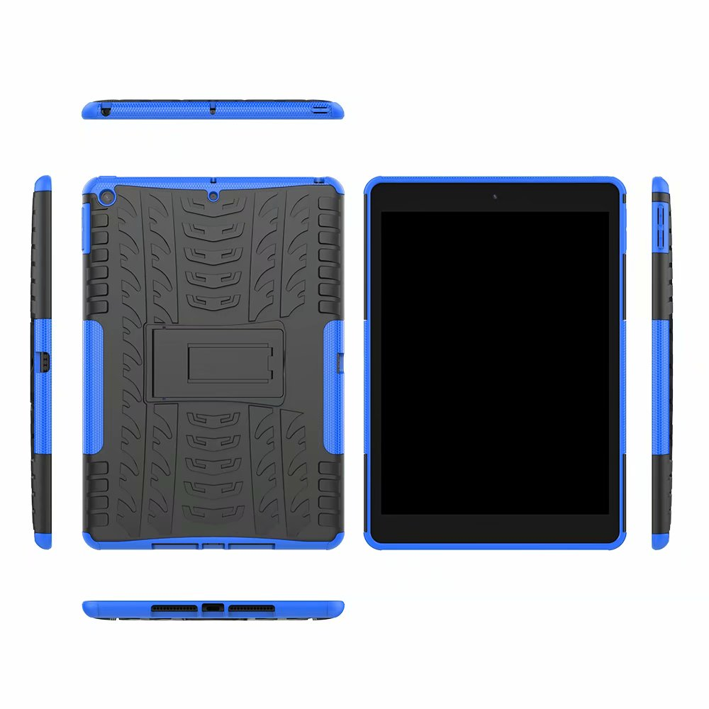 Apple Shockproof Kids Case-Cover Heavy-Duty Child Hybrid-Armor iPad for Defender Rugged