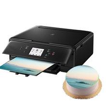 Vilaxh для canon ts5060 принтер торта машина a4 еды Шоколадный