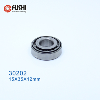 30202 Bearing 15*35*12 Mm ( 1 PC ) Tapered Roller Bearings 30202 X 7202E