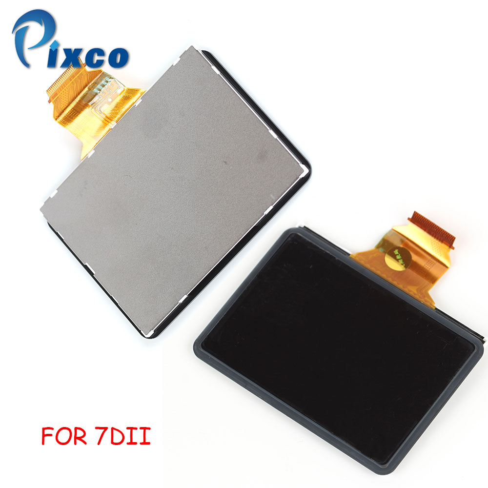 Pixco LCD Display Screen For Canon EOS 7D Mark II / 7D2 Digital Camera Repair Part-in Camera LCDs from Consumer Electronics