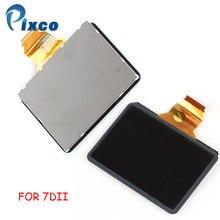 Pixco wyświetlacz LCD ekran dla Canon EOS 7D Mark II/7D2 części naprawa aparatu cyfrowego