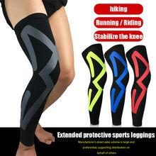 Leg Support Varicose Veins Knee Compression Sleeve Socks Stocking Men Women (Sale Single)long socks men компрессионные гольфы