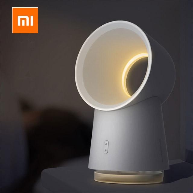 Xiaomi Mijia HL Happy Life 3 In 1 Mini Cooling Fan Bladeless Desktop Fan Mist Humidifier W/ LED Light