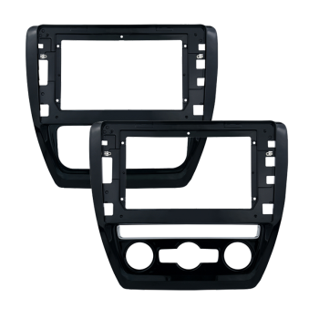 For Volkswagen VW Sagitar Jetta Bora Frame 2011-2018 Multimidia Video Frame 10 Inch image
