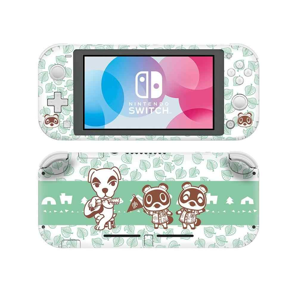 Vinyl Screen Skin Protector Stickers for Nintendo Switch Lite Nintend Switch Lite NSL Decal Pegatinas Animal Crossing Skins