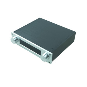 Image 3 - Streo リモートボリューム Conrol プリアンプと高音低音トーンコントローラ事前アンププリアンプハイファイオーディオ 4 で 1 アウトパワーアンプ