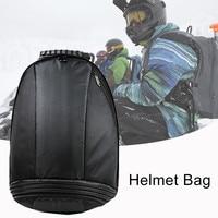 Waterproof Large Capacity Motorcycle Helmet Holder Cycling Helmet Storage Backpack Also Fit Basketball Football Soccer Backpack