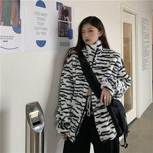 Корейская зимняя Модная хлопковая одежда в стиле Харадзюку bf