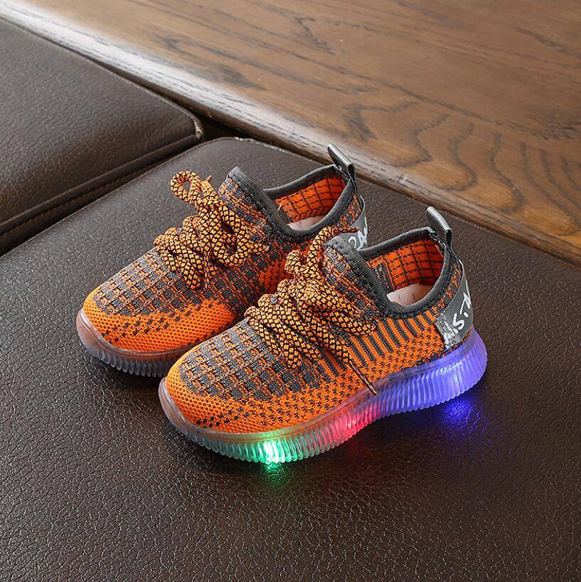 LED Casual Sport Sneaker 4