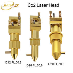 Image 5 - JHCHMX High Quality Co2 Laser Head Set for Model 2030 4060 K40 Small Co2 Laser Cutting Machines Co2 Laser Head Accessories