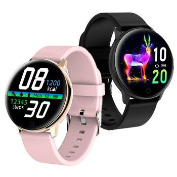 Activity Tracker Fitness Bracelet Pedometer Sleep Heart Rate Monitor Blood Pressure Measurement Sports Smart Watch Android ios фото