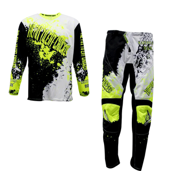 Saiyouqi 2019 New Jersey Pants Motocross Gear Set Jersey and Pants Racing Suit Jersey+Pants Motorcycle riding combination