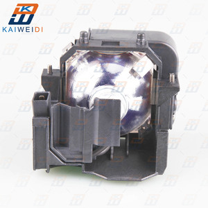 Image 5 - Lampe de projecteur avec boîtier pour ELPLP50 Powerlite 85, 825, 826 W, EB 824, EB 824H, EB 825H, EB 826WH, EB 84H H354A pour EPSON