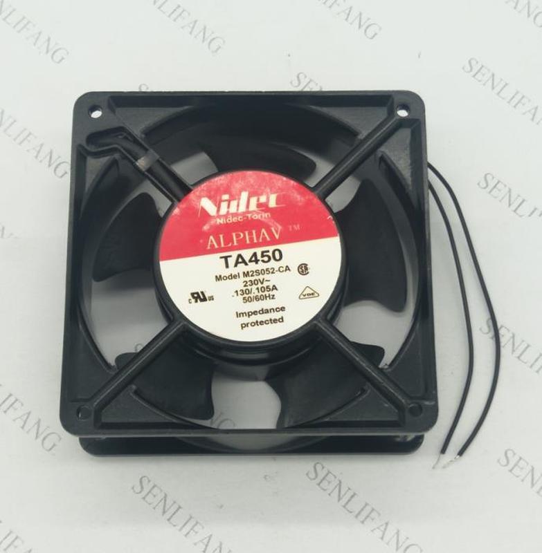 For NIDEC TA450 A30135-89 A28678-10 230V 12cm 12038 Cooling Fan