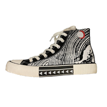 Men's Vulcanize Shoes Old Skools Classic Black White Men Vulcanized Can