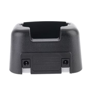 BC137 Desktop Charging Dock Base Charger for Icom Walkie Talkie IC-V8 IC-V82 IC-F30GT IC-F40GT IC-F31GS IC-F3GS IC-F11 фото