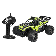 1 : 16 USB Rechargeable Off Road Electric Remote Control High Speed Pickup Truck Strong Grip 4 Chann