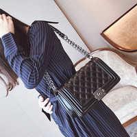 Bolsas de luxo Mulheres Sacos De Designer De Cadeia Bolsa de Ombro Sacos Do Mensageiro Do Vintage Pequenos Sacos Crossbody Para As Mulheres 2019 bolsa feminina