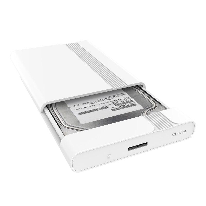 móvel externo sata porta serial 1g caixa