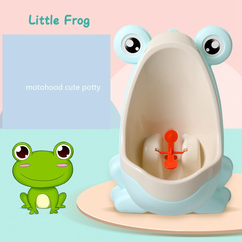 MOTOHOOD  Potty Toilet Urinal Pee Trainer Wall-Mounted Toilet Pee Trainer Children Baby Boy Bathroom Frog Urinal Kids Boys toile (10)