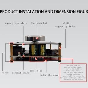 Image 5 - XY AP100H 100W + 100W Dual TPA3116D2 Bluetooth 5,0 estéreo de Audio Digital placa amplificadora de Audio AMP Amplificador USB AUX APP
