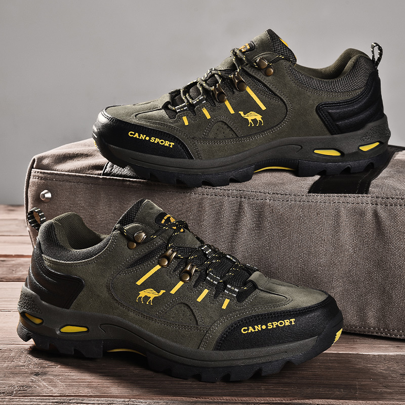 High Quality Men Hiking Shoes Waterproof Autumn Winter Brand Outdoor Mens Sport Trekking Mountain Boots Climbing Athletic Shoes