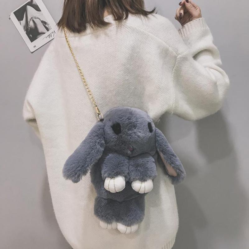 Plush-Bunny-Bag-Shoulder-Crossbody-Bag-Japanese-Bunny-27-Colors-Cute-Stuffed-Rabbit-Toy-Children-School