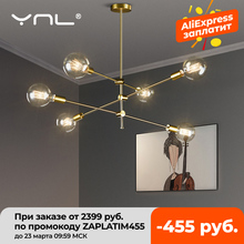 Lamps Hanging-Lamp Art-Decoration Modern-Pendant-Lights Long-Pole Pedant Kitchen Ceiling